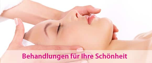 Kosmetik Andrea Kunz - Behandlungen für Ihre Schönheit