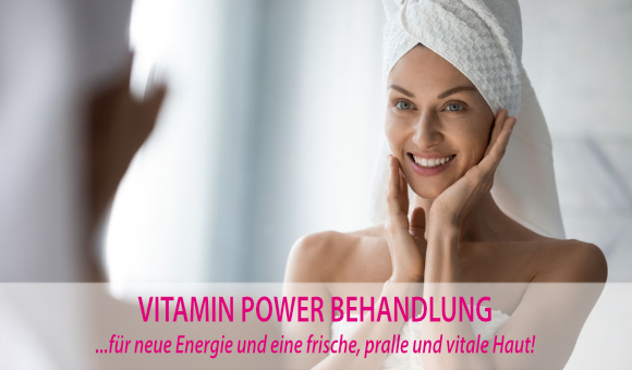 Kosmetik-Wiesbaden-Vitamin-Power-Behandlung